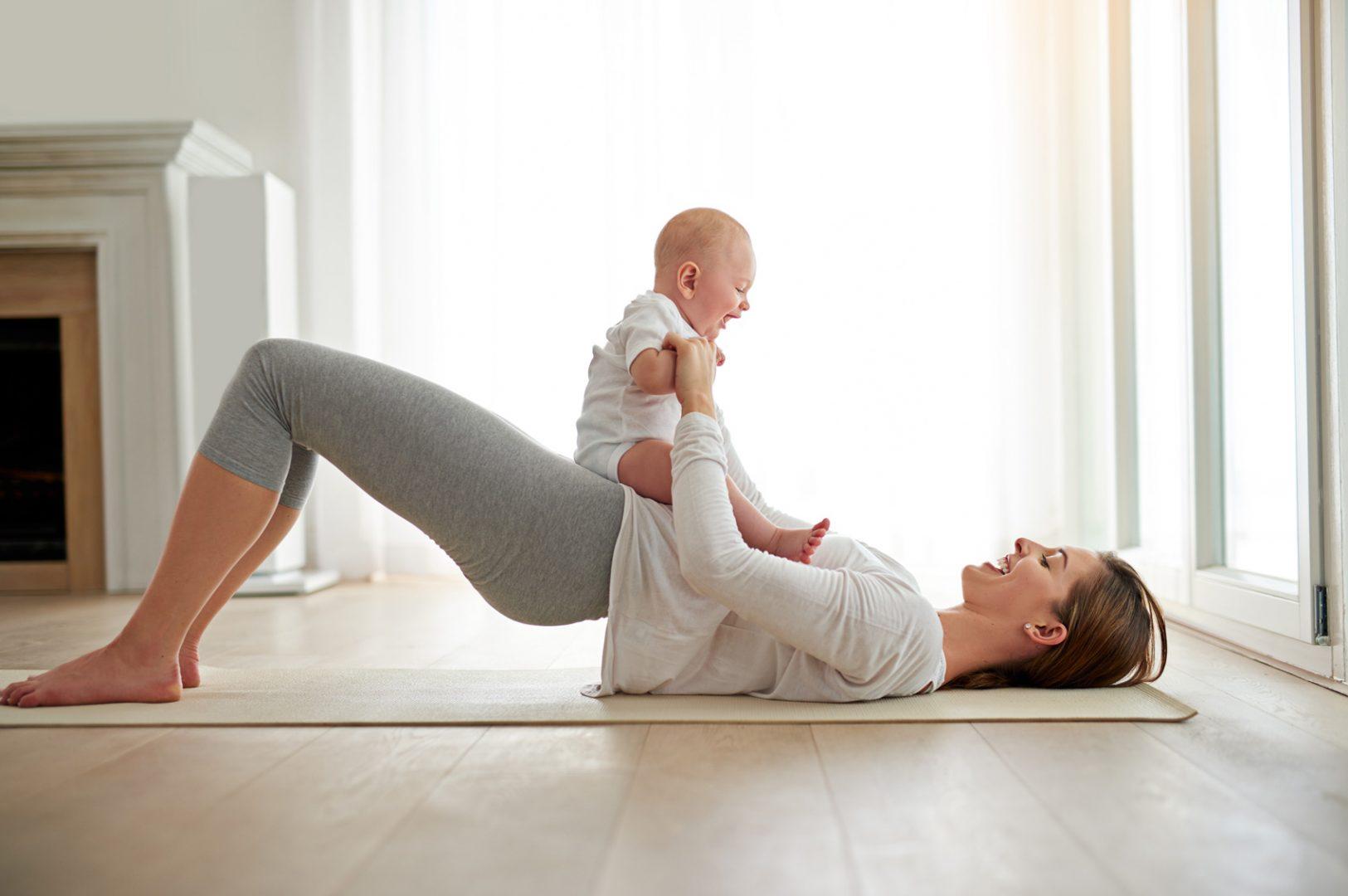 Come recuperare il peso dopo una gravidanza